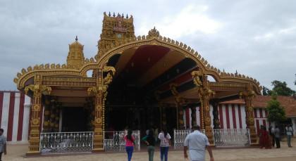 Jaffna in Sri Lanka