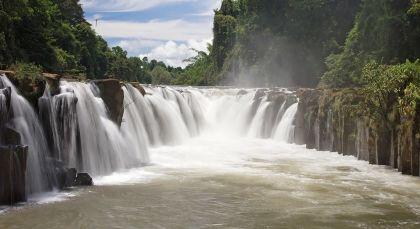 Champasak in Laos