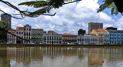 Destination Recife in Brazil