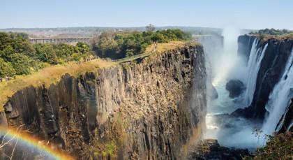 Viktoriafälle (Sambia) in Sambia