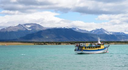 Destination Puerto Natales Cruise in Chile