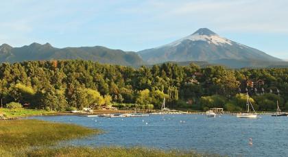 Destination Pucon in Chile