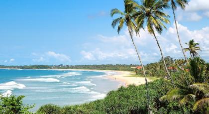 Destination Bentota in Sri Lanka