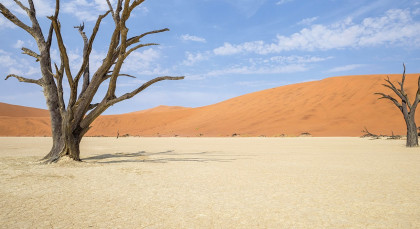 Destination Sossusvlei in Namibia