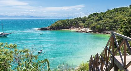 Destination Buzios in Brazil