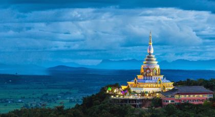 Destination Chiang Mai in Thailand