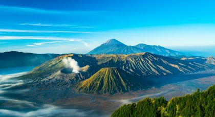 Java, Bromo in Indonesien