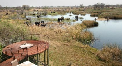 Eastern Caprivi in Namibia
