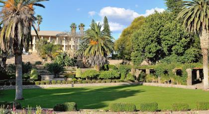 Destination Windhoek in Namibia
