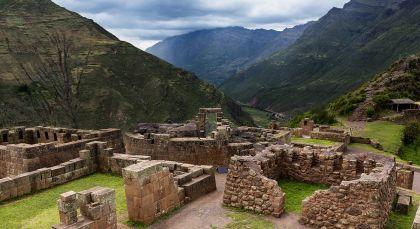 Valle Sagrado in Peru