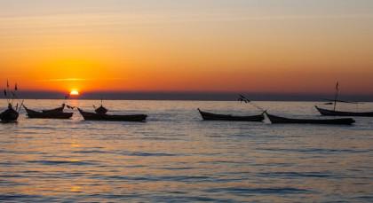Sittwe in Myanmar
