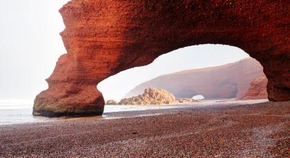 Destination Agadir in Morocco