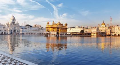 Destination Amritsar in North India