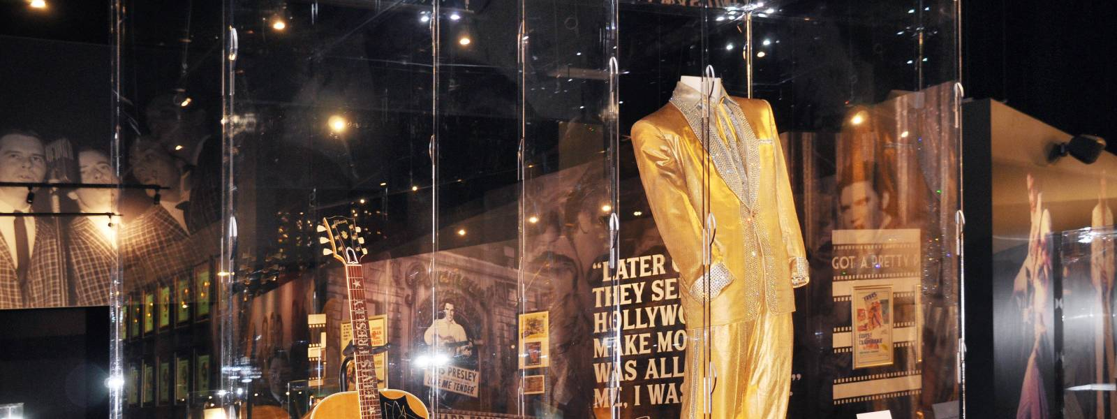 Elvis Presley's Memphis Exhibit