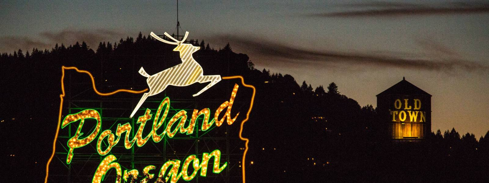 Portland Oregon courtesy of Travel Oregon