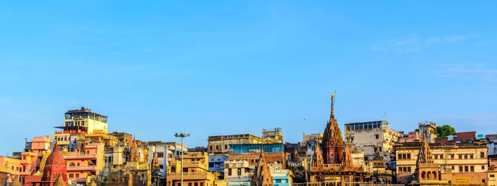 Varanasi Shoreline