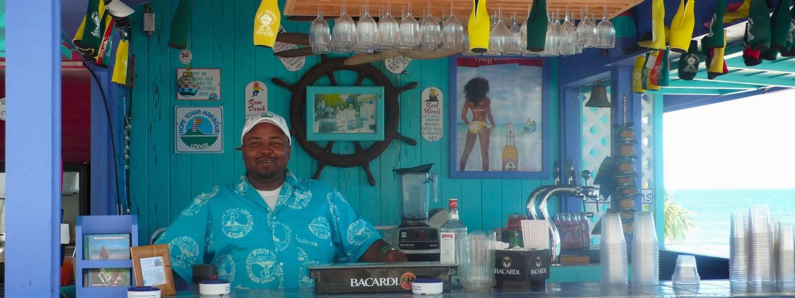 Hope Town Elbow Cay Abaco Bahamas