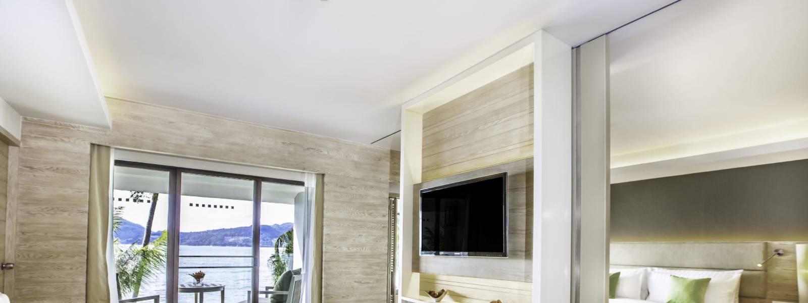 One bedroom Suite - Oceanfacing Room