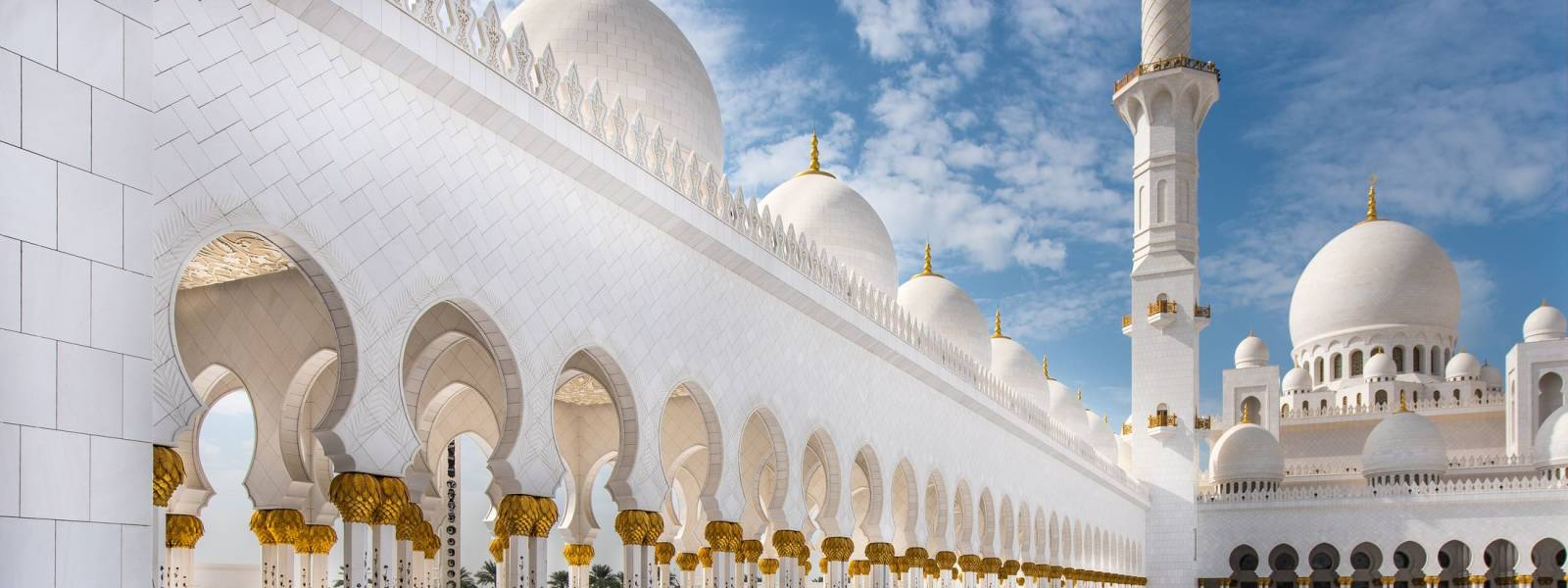 Abu Dhabi Mosque, Middle East