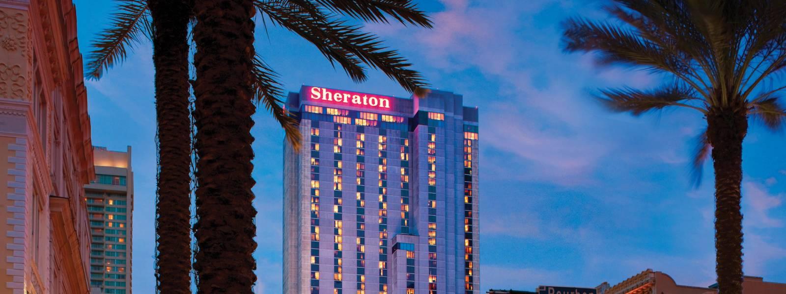 Sheraton New Orleans