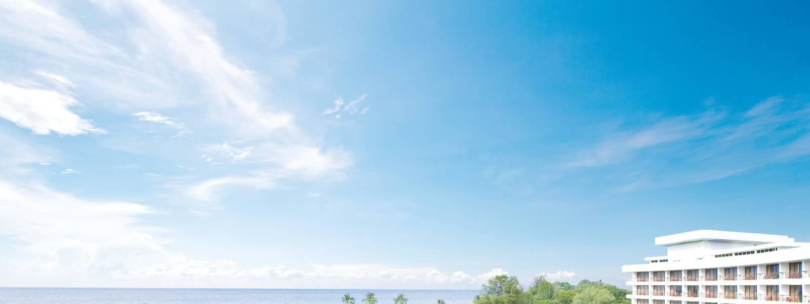 Shangri-La`s Golden Sands Resort