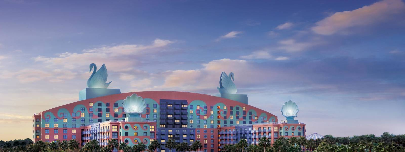 The Walt Disney World Swan Resort