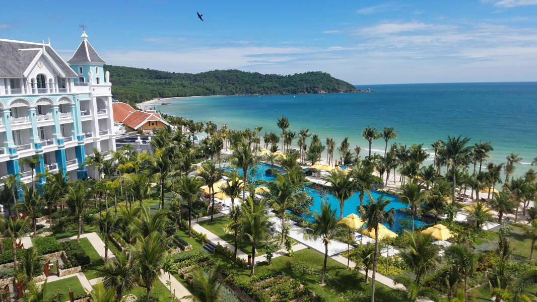JW Marriott Phu Quoc Emerald Bay Resort