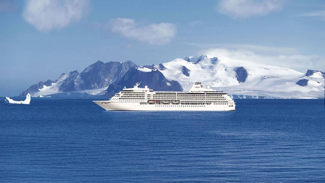 Seven Seas Mariner in Alaska