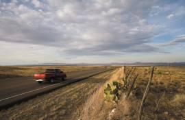 Texas' scenic roadways