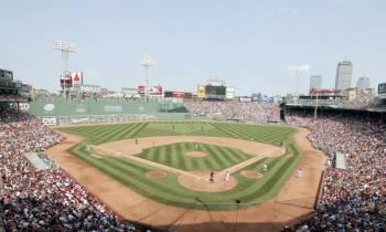 Baseball Red Sox Fenway Park Boston Cr M