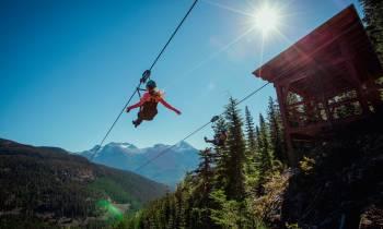 Summer Superfly Ziplines