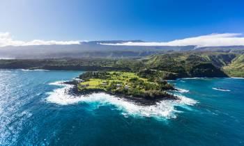 East Maui Cliffs in Hawaii