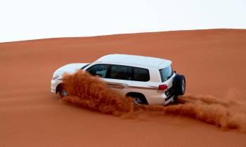 Jeep Safari, Middle East