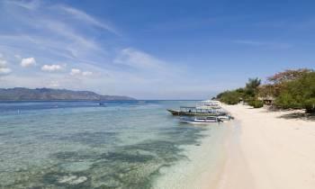 Gili Trawangan Island near Lombok