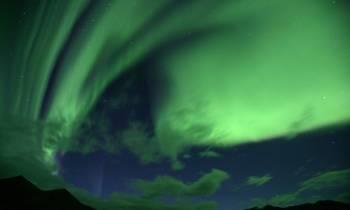 aurora borealis dempster hwy