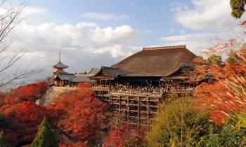 Kiyomizu Temple Japan
