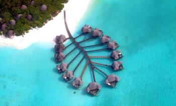 Lagoon Villas Aerial