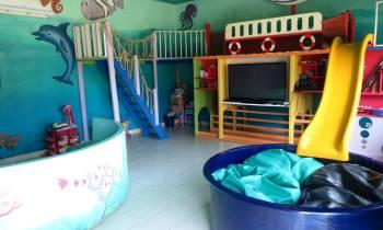 Leopard Beach Kids Club