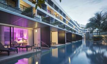 Lagoon Deluxe with Balcony