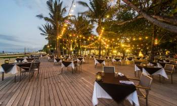 Le Pirate Beachfront Restaurant