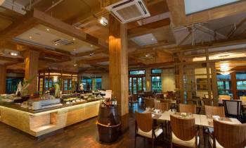 Saffron Cafe Dining Area