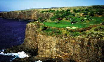 Manele Bay Cliffs