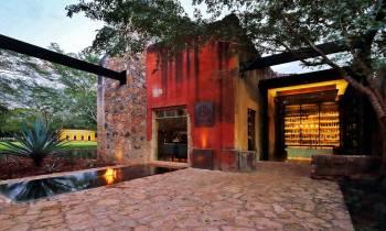 Ixi'im Restaurant exterior