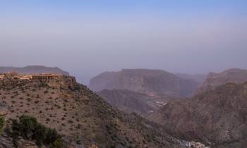 Views of Al Jabal al Akhdar
