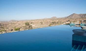 Infinity Pool, Anantara Al Jabal Al Akhdar