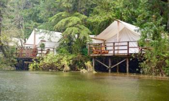 Clayoquot Wilderness Resort, Vancouver Island