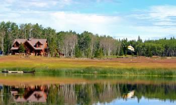 Siwash Lake, British Columbia