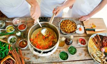 Otentik Cook Class, Mauritius