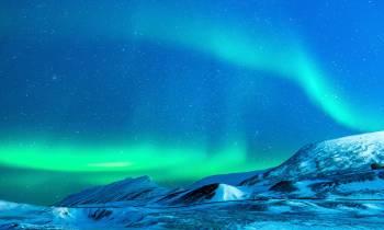 Arctic Aurora Borealis