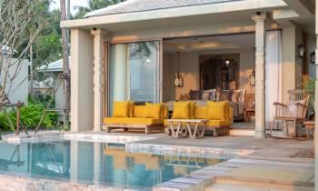 Devasom Khao Lak Two Bedroom Beachfront Pool Villa